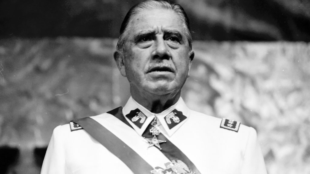 General Augusto Pinochet was just trying to make Chile great again!