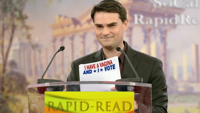 For the second time in less that five years, Conservative pundit Ben Shapiro has broken a record. Los Angeles, CA — During the 16th annual SoCal Rapid-Read this past we